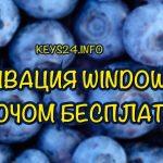 aktivaciya windows 10 kluchom besplatno